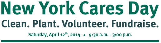 New York Cares Day Logo